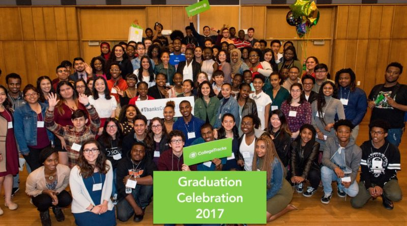 CollegeTracks Graduation Celebration 2017