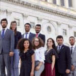 New Story Leadership class of 2019 at the capital building