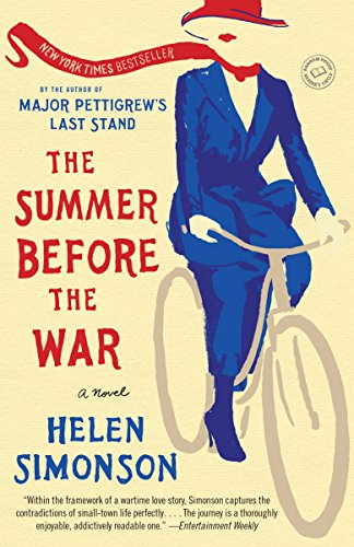 Cover: Major Pettigrew's Last Stand: The Summer Before the War: A Novel by Helen Simonson