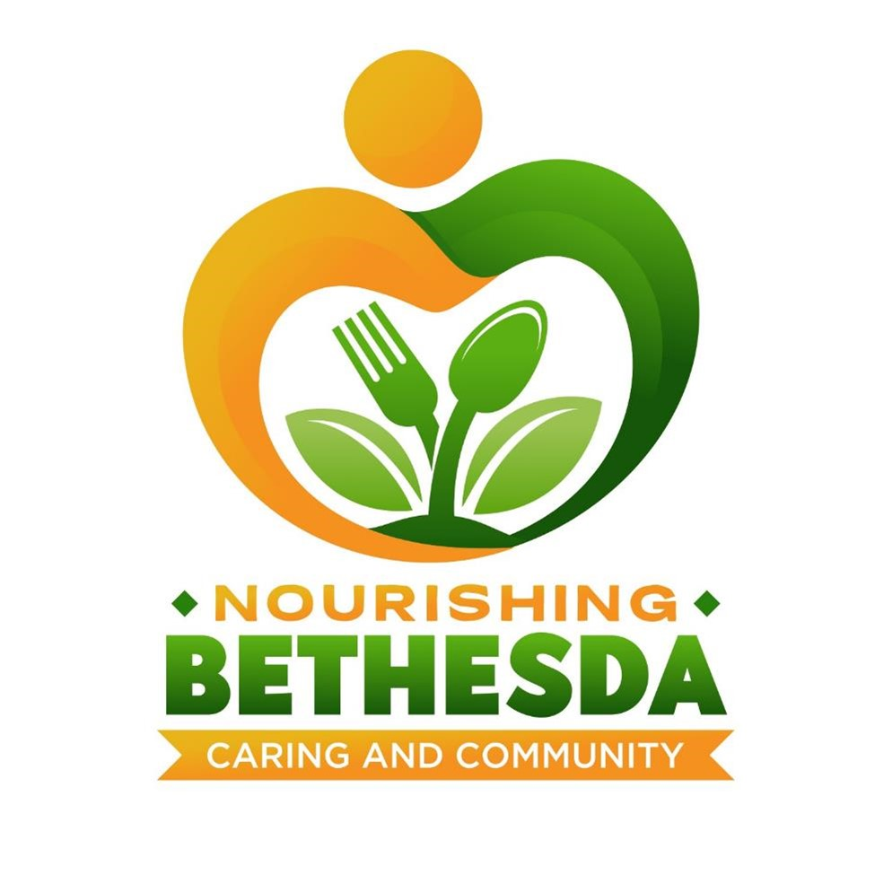 Nourishing Bethesda: Caring and Community Logo